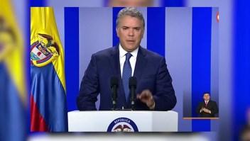 Colombia pide la inmediata entrega de miembros del ELN
