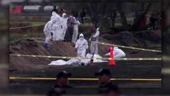 Testigo de explosión: Aquí el robo de gasolina es negocio