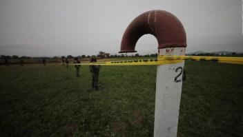 Detectan otra fuga de gasolina en Hidalgo