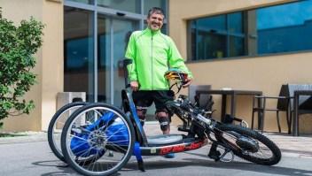 """Juan Maggi dijo en Camilo: """"La gente no sabe lo que es la discapacidad"""""""