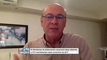 Chamorro: En Nicaragua no hay libertad de prensa