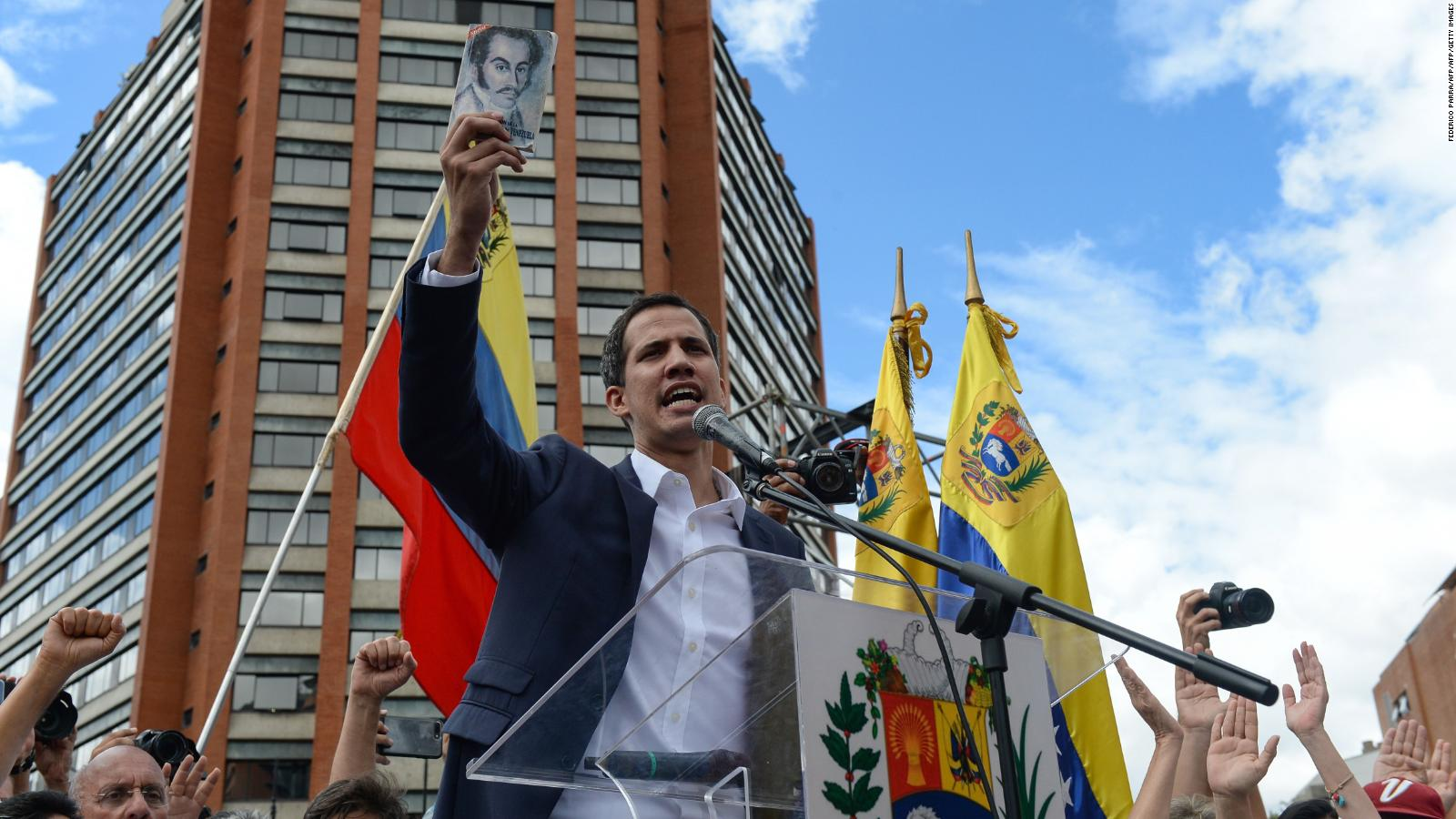 El gran desafío de Juan Guaidó