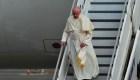 El papa Francisco ya está en suelo panameño