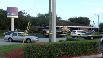 Al menos 5 muertos tras asalto en un banco en Sebring, Florida