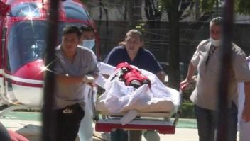 Heridos por explosión de Tlahuelilpan siguen críticos