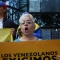 Venezolanos en EE.UU. se unen a la marcha de la oposición