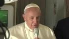 La explicación del papa sobre el cierre en EE.UU.