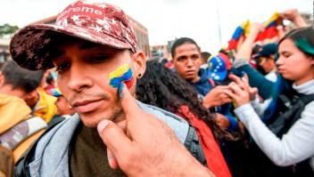 La diáspora venezolana protestó en las calles