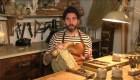 Javier S. Medina y la magia de la artesanía