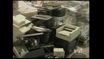 #CifradelDía: 50 millones de toneladas de basura electrónica