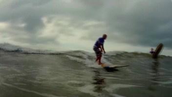 Nunca es tarde para surfear