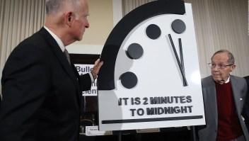 Doomsday Clock: el fin del mundo está más cerca que nunca