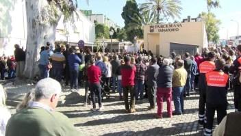 España se despide de Julen