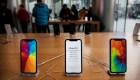 Disminuyen las ventas del iPhone