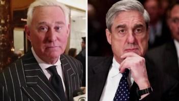 Roger Stone no descarta colaborar con Mueller