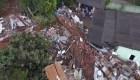 Aumentan a 99 los fallecidos en accidente de represa en Brasil