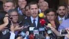 TSJ congela cuentas de Guaidó y le prohíbe salir de Venezuela