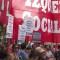 Ni Maduro ni Guaidó: así protesta la izquierda en Argentina