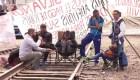 Bloqueos en Michoacán: la CNTE mide el pulso a AMLO