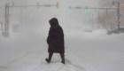 Tormenta invernal provoca frío intenso en Estados Unidos