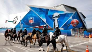 Así fueron los otros Super Bowl celebrados en Atlanta