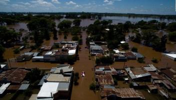 Grandes pérdidas económicas por inundaciones en Argentina
