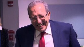 José Levy habla con jóvenes sobre sus 30 años en CNN