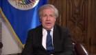 #MinutoCNN: Almagro critica a países que no condenan a Maduro
