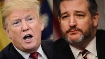 Trump invita a cenar a Ted y Heidi Cruz y supera una vieja rencilla