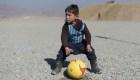 """El """"Messi"""" afgano, amenazado por el talibán"""