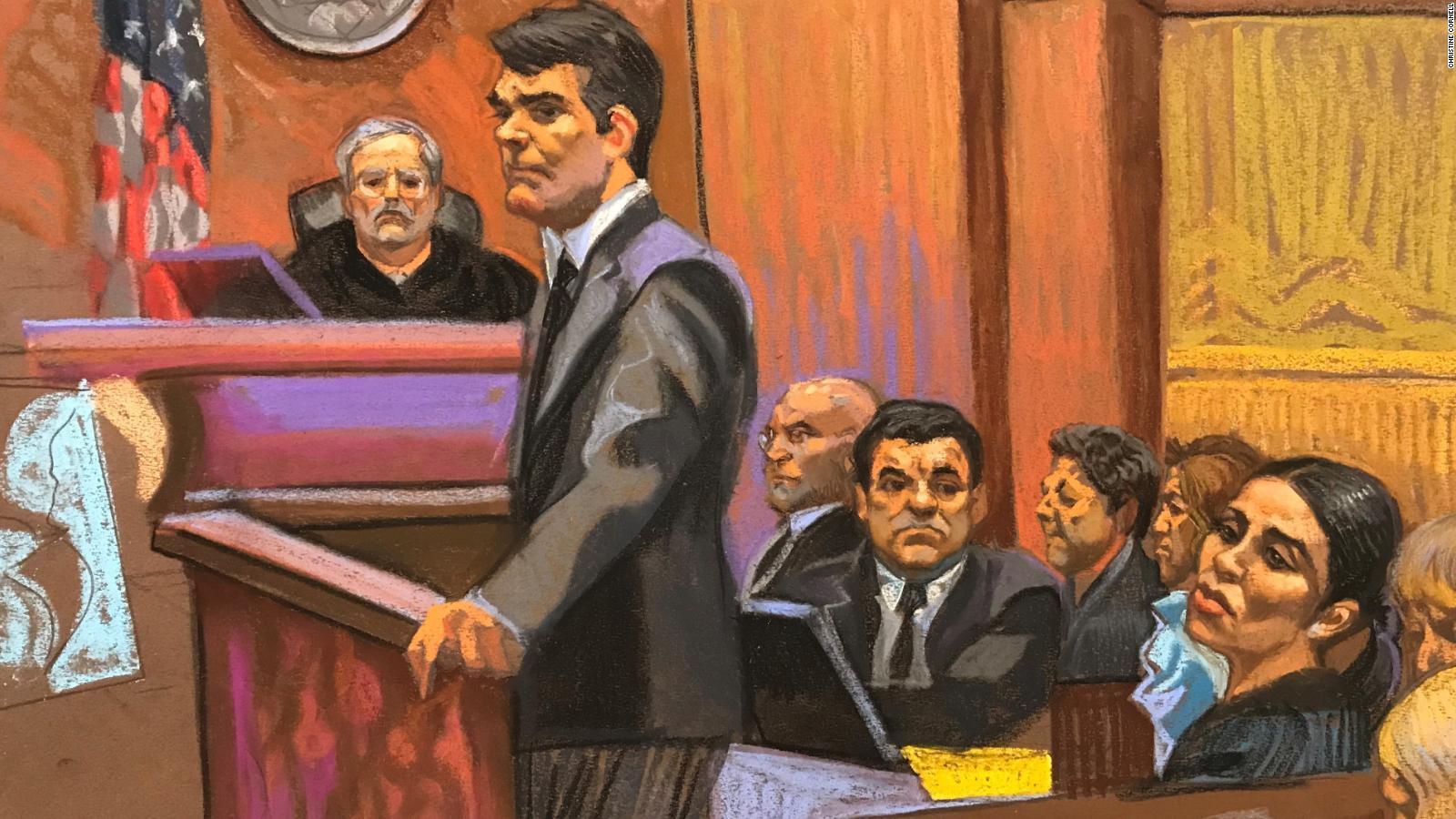 ¿Cuál será la sentencia del Chapo?