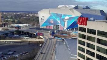Comienza el caos vehicular por la fiesta del Super Bowl