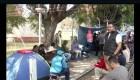 La CNTE levanta bloqueos ferroviarios, pero siguen en paro