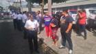 Sismo en México se siente en El Salvador