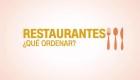 Consejos para ordenar una comida saludable un restaurante