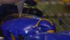 Fanáticos de los Rams apoyan a su equipo en Los Ángeles