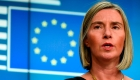 Mogherini busca salida pacífica a la crisis en Venezuela