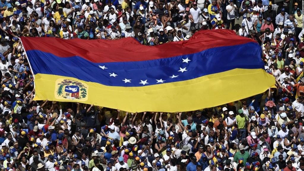 Venezuela está en la agenda del mensaje del estado de la Unión.