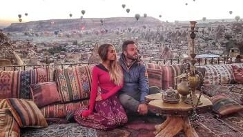 ¿Cómo viajar en 11 meses a 33 países? Estos argentinos te lo dicen