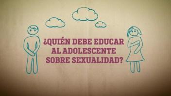 Educación sexual: ¿en casa o en la escuela?