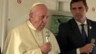El papa mediará en Venezuela si ambas partes lo piden