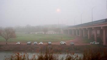 Soldados de EE.UU. trasladados a frontera de Texas