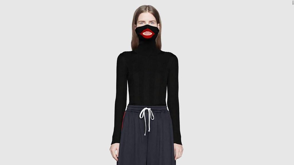 Gucci pide disculpas por diseño controversial