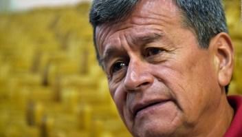"""""""Pablo Beltrán"""" explica los motivos para liberar a militar detenido"""