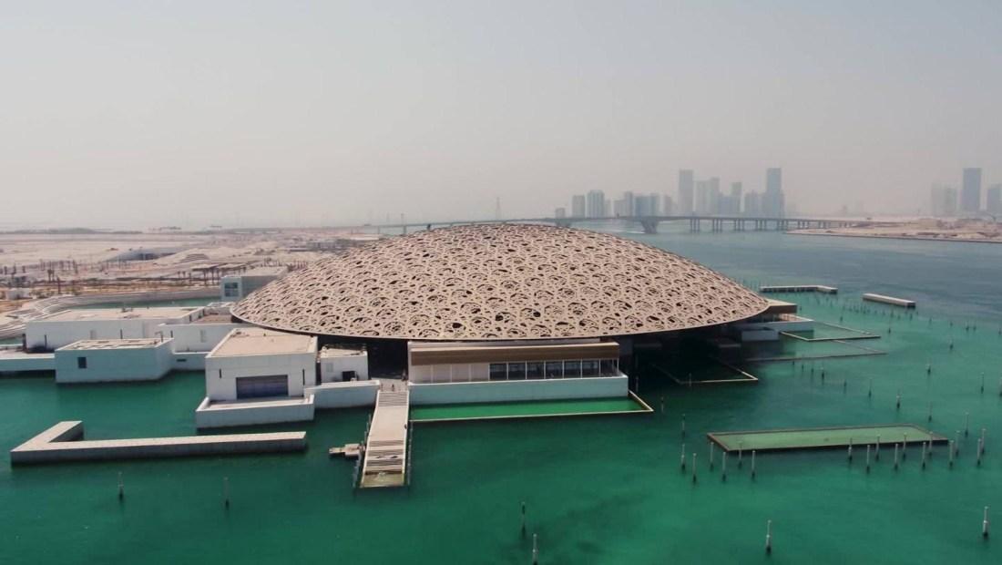 Conoce el Louvre de Abu Dhabi