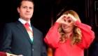 Angélica Rivera anuncia su divorcio de Peña Nieto