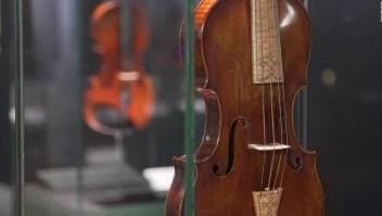 La curiosa forma para preservar violines centenarios