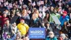 Warren lanza precandidatura presidencial y ataca a Trump