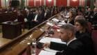 Tres meses podría durar juicio contra independentistas catalanes