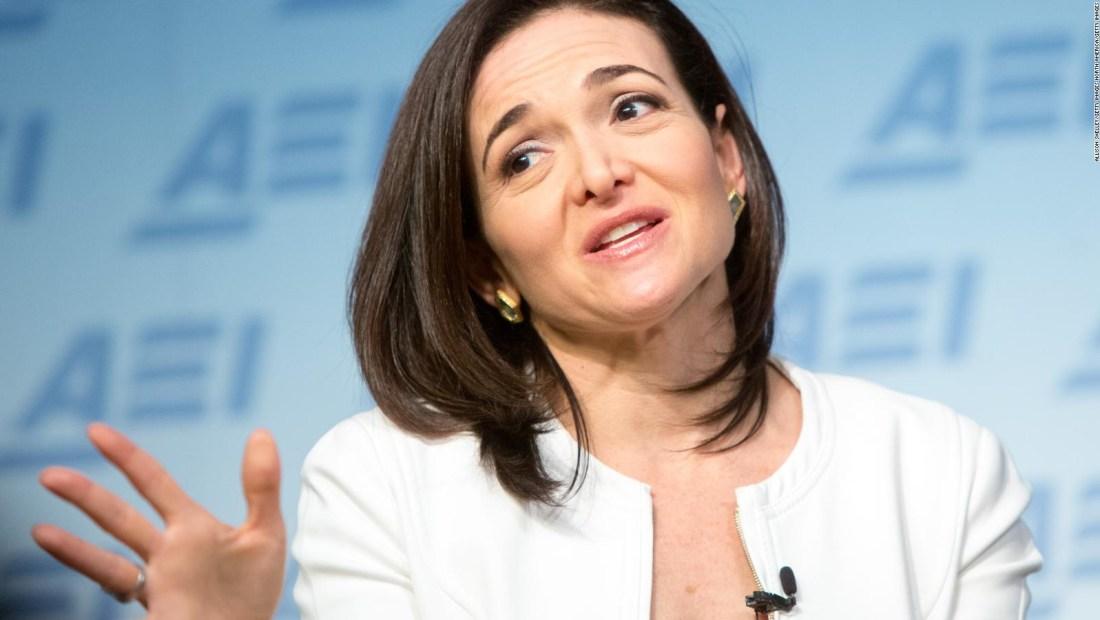 La mujer más importante de Facebook habla sobre su futuro